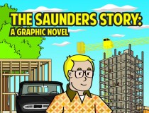 Saunders Graphic Novel